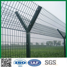 airport wire fence/iron fence/weld mesh fence