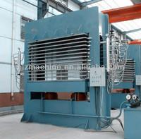 EVA foaming vulcanizing press machine -steam heating