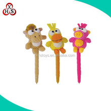 Wholesale 3 Styles Anime Cartoon Cute Rilakkuma bear Plush Ballpoint Pen