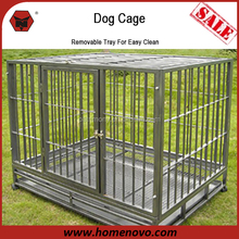 New Design For 2014 Hot Sales Commercial Heavy Duty Durable Iron Dog Kennel