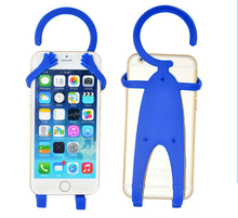 Hot sale flexible cell phone holder chair, mobile phone wall holder