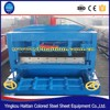 Colorful Steel Roof Plate Roll Forming Machine
