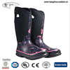Classic Winter Blooms High Women's Insulated Boots