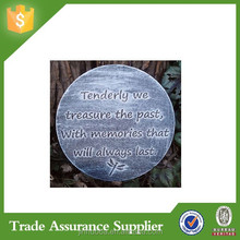 New Products Resin Cheap Garden Stepping Stones Item