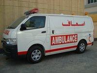 TOYOTA Hiace Ambulance VAN 2015 NEW SALE Hiace Bus