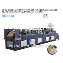 ZNHZ-508A Best Price Adjustable Small Kraft Envelope Seal Machine with Peel on Sale