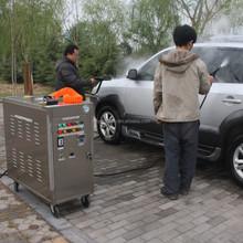 2015 CE Approved 30 bar diesel type wet dry steam steam washer car wash, car steam washer