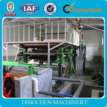 small tissue paper manufacturing machine supplier with advanced technology supporting low price