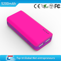 Modern desgin Lithium cell phone battery charger pad for programming with dual USB interface