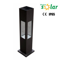 China supplier high lumen aluminum solar garden light, solar garden compound light IP65