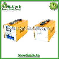 Green energy solar power generatator system 16W+battery+4 Led lighting, home indoor/outdoor lighting system
