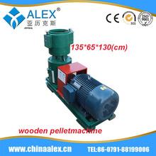 2014 nouvelle conception de la biomasse poêle à granulés de la biomasse pellets maison granulés de bois moulin fabriqués en chine AW-400