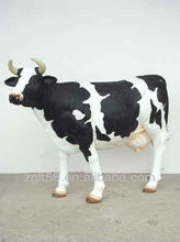 Could milk Simulation aimated cow