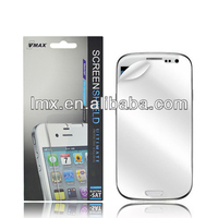 Touch mobile gold mirror screen protectors for cell phone