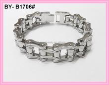 stainless steel wholesale bicycle bracelet