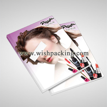 Beauty care / Cosmetics instructions / usage book printing