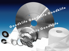 610*68.4*4.76 Toilet Paper Cutting Blade Industrial Knife