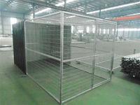 Color bond dog enclosure / cage