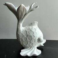 Resin goldfish figurine