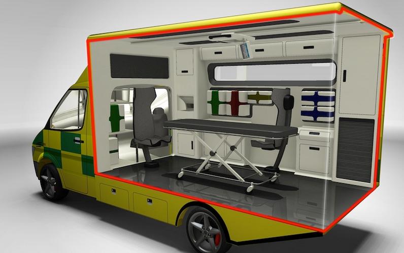 oem ambulance interior design buy oem ambulance interior