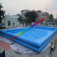 10x8 Square Meter Inflatable Swimming Pool,Inflatable Pool For Sales (FUN IP-001)