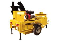 New technology for M7MI Interlocking brick making machine/ clay material for moving brick making machine