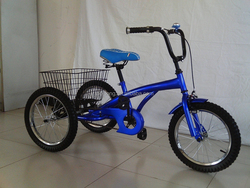 wholesale two seat go kart adult tricycle HBTJ16-5