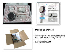 BP-CM4 ultrasonic massage ems massage far infrared ray machine with high quality and competitive price