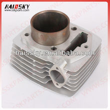 motorcycle cylinder block for CB200