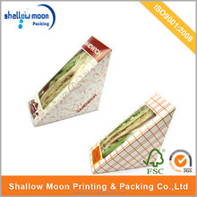 Food Grade Disposable Paper Hot Dog Box