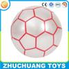 pvc inflatable custom print bounce soccer ball factory