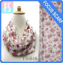 flower lace scarf wrap