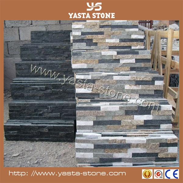 Pizarra oxidada piedra revestimiento de la pared chino - Piedra pizarra oxidada ...