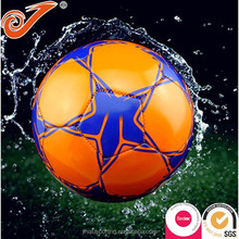 PVC soccer football ball Size 5 Official game soccer ball machine sewing world cup soccer ball