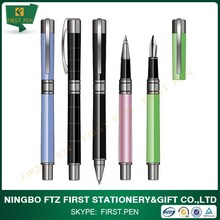 Chinese Factory High-quality Promotion Metal Fountain Pen