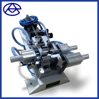 Cable stripper peeler machine, pneumatic Jacket cable peeling core wires stripper machine