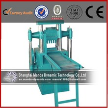 Wood charcoal briquette manufacturers hookah hydraulic briquetting machine for making small round tablets