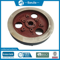 Diesel Engine Forged Steel Flywheel and Flywheel Parts