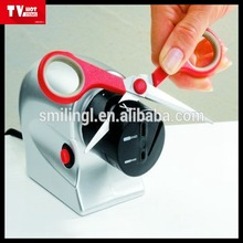 exported to Middle East electric Swifty Sharp Kitchen knife sharpener 20W 220V - 240V 50Hz50Hz Plastic cover
