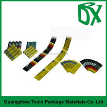 Excellent Quality heat shrink wrap for battery with customize logo label