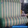 Plastic black agriculture fabric pe tarpaulin roll