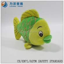Plush fishfor kids, sea animals, Customised toys,CE/ASTM safety stardard