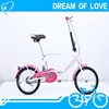 16 inch folding bike bicicleta manufacturer on alibaba from China