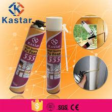 polyurethane upvc foam adhesive,sample free,SGS,OEM