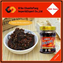 Natural Plant Good Quality Hot Chilli Sauce New Design