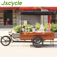Street Mobile bike food cart for sale