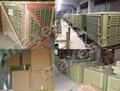 20000M3 / H ventana de Control de la humedad desierto sistema de refrigeración por efecto invernadero