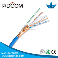 qa/uew/polyurethane electric cat6 ftp wires and cables/enamel copper wire