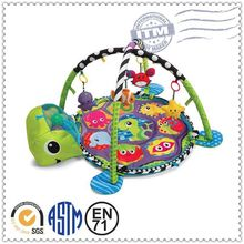 Fashion big bright colors with educational baby playmate toys