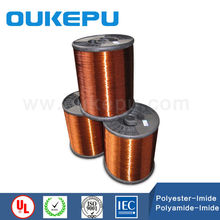 Level 220C magnetic conductor,varnished wire,varnish insulated wire